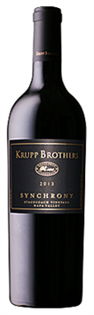 Krupp Brothers Synchrony Stagecoach Vineyard 2011 750ml